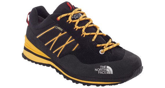 The North Face Verto Plasma 2 GTX Shoes Men tnf black/tnf yellow